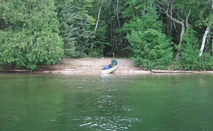 boundary waters canoe trips, Boundary waters canoe fishing trip