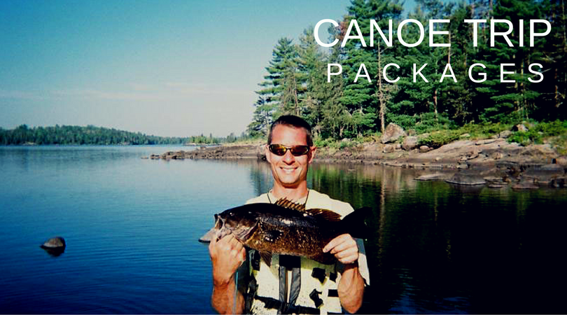 canoe trip packages, bwcaw canoe trip packages, lac la croix canoe trip packages